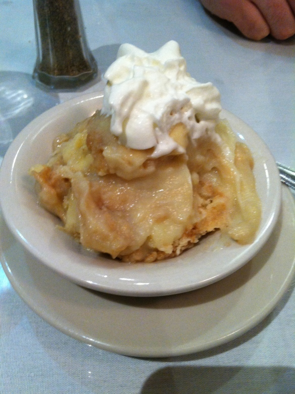 Southern Style Banana Pudding